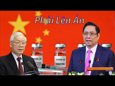 Phạm Chính bất ngờ TỐ CÁO Nguyễn Phú Trọng dùng tiền của dân để mua Vaccine Covid 19 từ Trung Quốc   Foci