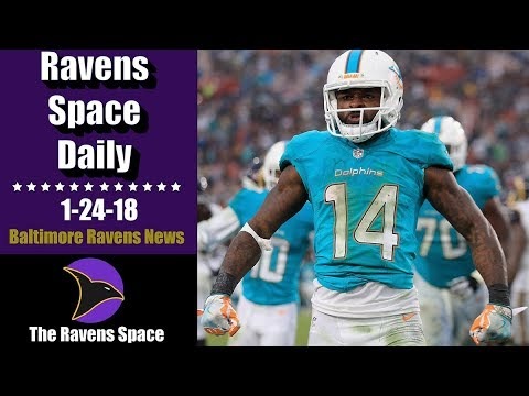 Ravens Tried to Trade for Jarvis Landry | RSD 1-24-18