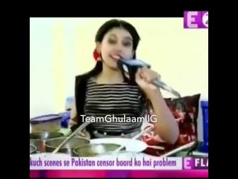 Lunch With Niti Taylor - SBS SEGMENT | Ghulaam Life OK ...
