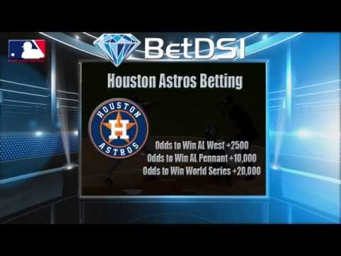 Houston Astros Odds | 2015 MLB Team Betting Preview