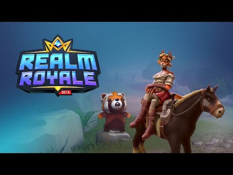 Realm Royale - OB21: Chicken Attack! Update Show
