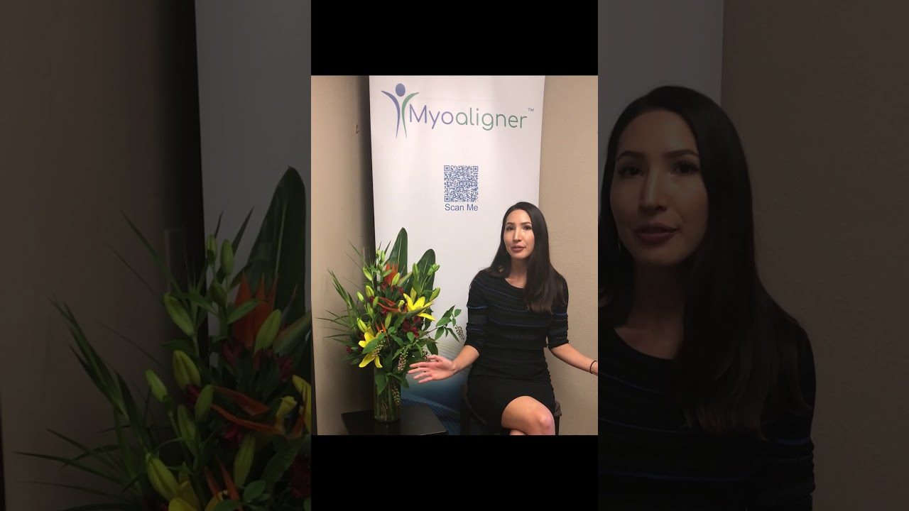 #Myoaligner-Vanessa's Story