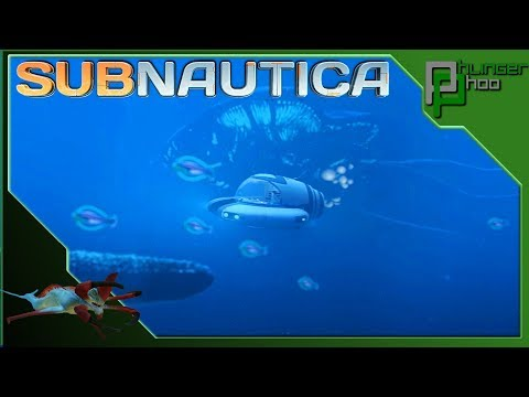 Subnautica EP 4 - BUILDING THE SEAMOTH - FINDING DIAMOND FOR THE LASER CUTTER