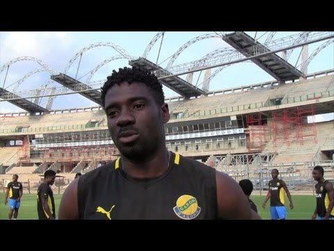 Gabon aim high for Africa Cup of Nations