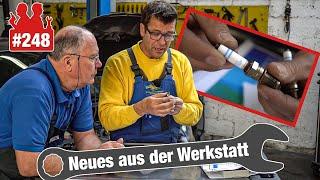 Post von Bosch zu den 1,60€-Zündkerzen! 🧐 | Injektor kaputt? Ford Focus 1.6 TDCI läuft unrund