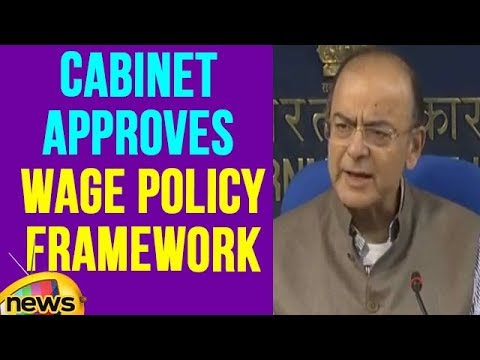 Cabinet Approves Wage Policy Framework For CPSE Workers | Mango News