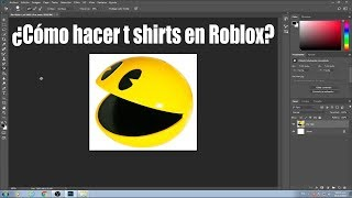 How to make t shirts for Roblox?