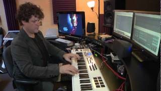 Making of Iron Man 2 Video Game Music