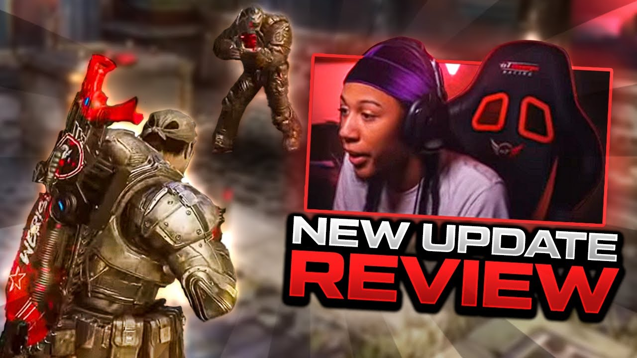 GEARS OF WAR 1 but in GEARS 5 | NEW UPDATE REVIEW thumbnail
