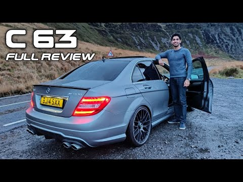 Mercedes C63 AMG full review (W204) - It'll rearrange your face