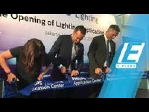 Philips Resmi Buka Lighting Application Center di Jakarta