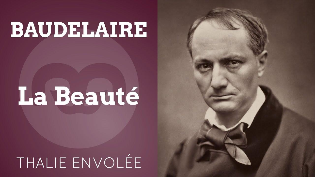 La Beauté Beauty Charles Baudelaire Thalie Envolée Hd