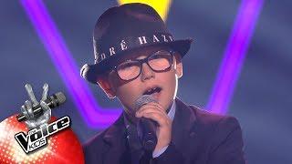 Kylan - 'Leef' | Blind Auditions | The Voice Kids | VTM