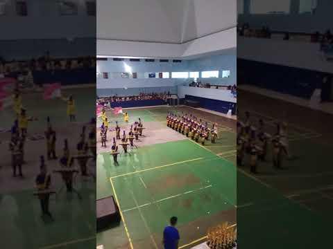 Drumband Bahana Citra SD Al-Azhar 1 Bandar Lampung Perform Memeriahkan Pesona Bahari Lampung, Keren!
