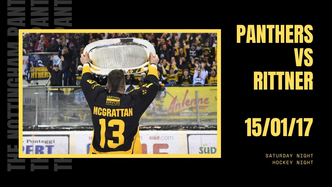 FULL GAME: The Nottingham Panthers vs Rittner Buam | IIHF Continental Cup Superfinal | 15/01/17