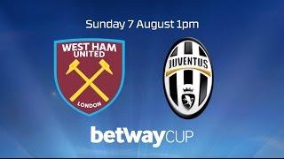 Video Gol Pertandingan West Ham United vs Juventus