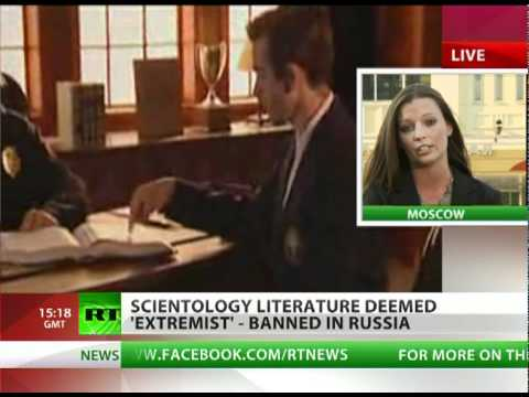 Russia Bans Hubbard Scientology Works As Extremist