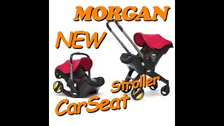 PROMO HM7005 Morgan Stroller Car Seat Baby Bayi Anak Portable New Born Travel Traveling HORSEMEN