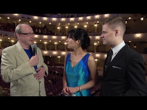 #Cliburn2017 - Interview with Marc-André Hamelin