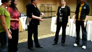 Laughter Yoga At Touchmark At Wedgewood In Edmonton