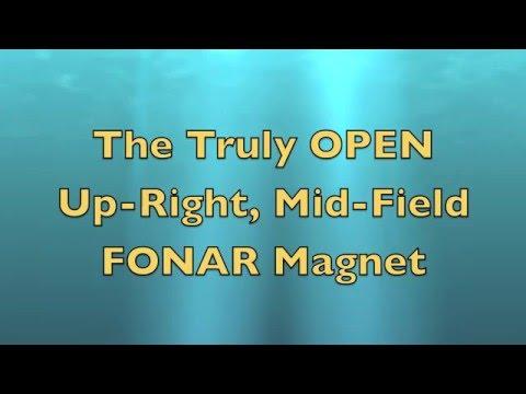 Fonar Stand Up Open Magnet