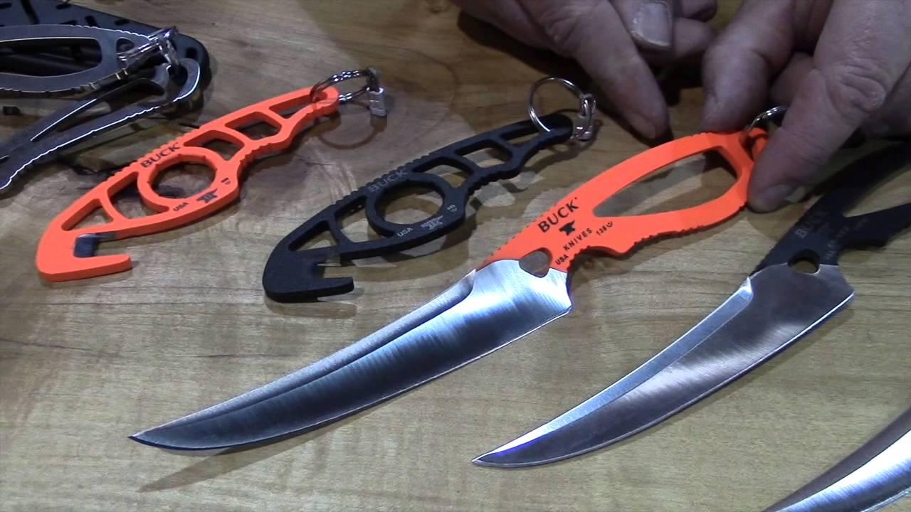 buck paklite boning knife new shot show - Boning Knife