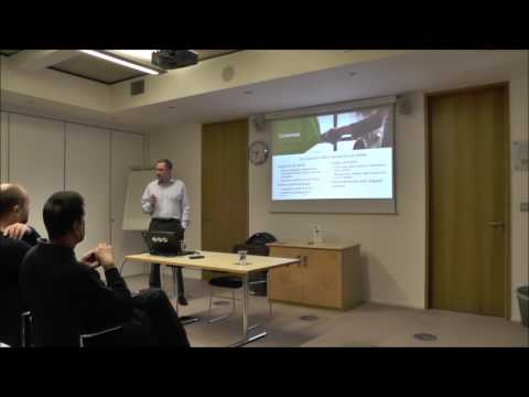 Mathew Golby-Kirk Introduction to Blockchain - Making Blockchain Real for Business