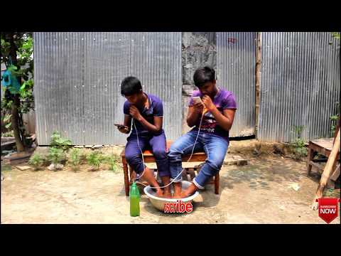 Must Watch New Funny~Comedy Video 2019 !! Episode 45😂😂FS Dhamaka Funny BD