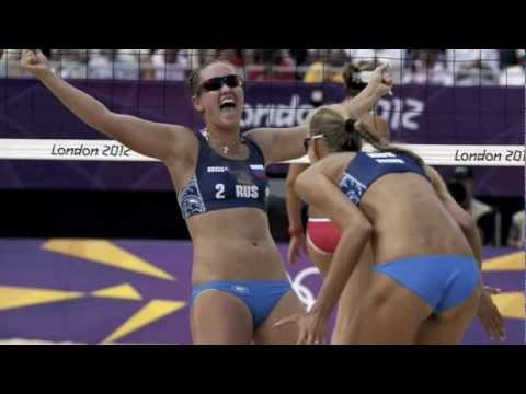 + Women's Beach Volleyball London 2012 now with Music