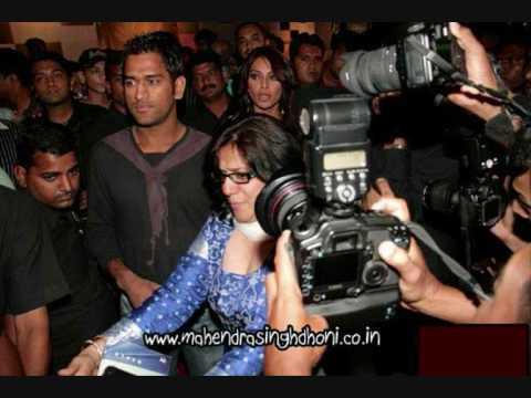 Mahendra Singh Dhoni Tribute Video