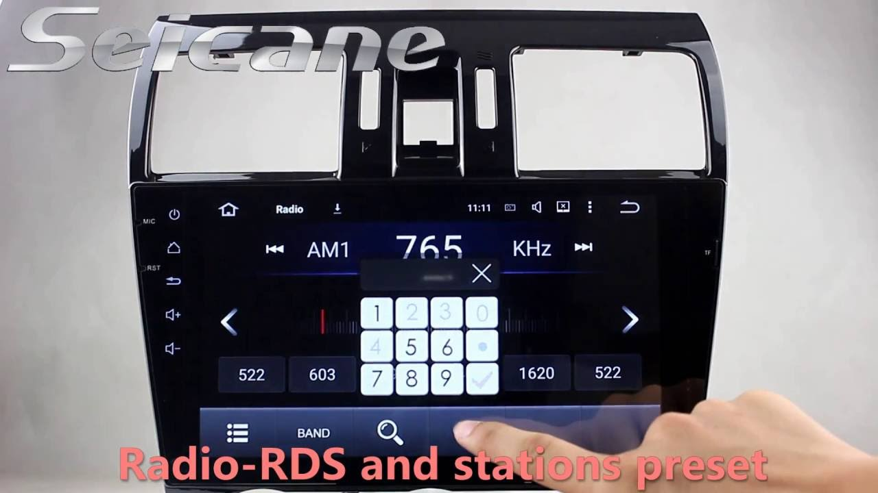 2014 2015 2016 subaru forester radio removal auto a v audio system stereo with tpms dab rear camera [ 1280 x 720 Pixel ]
