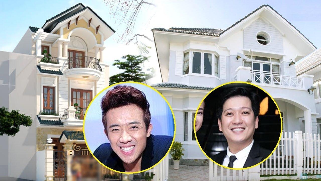 So kè biệt thự của Trần Thành với Trường Giang không ngờ lại khác nhau 1 trời 1 vực – TIN TỨC 24H TV