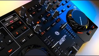 Hercules DJControl Instinct 2-channel DJ Controller Review