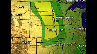 Severe weather outlook for 6/30/2020