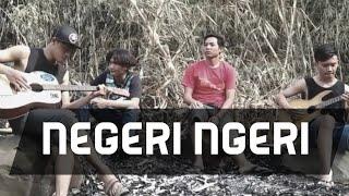 NEGERI NGERI - MARJINAL || COVER By PEMUDA KAMPUNG || KARTUN SQUAD