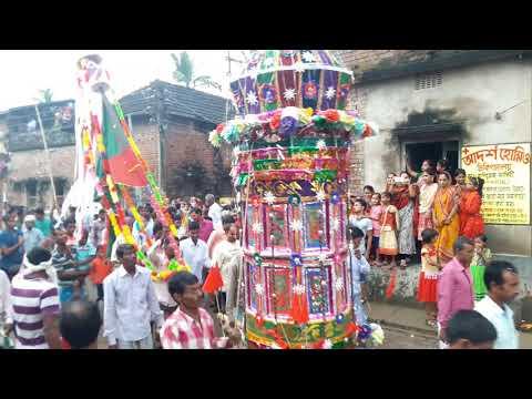Muharram Tazia Alinagar Kaliachak