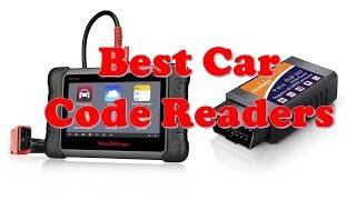 Top 10 Best Car Code Readers for Check Engine Light and Diagnostics in 2018