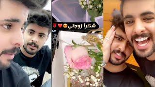 التوام عبدالرحمن و عبدالله العنزي توام سعادتنا سنابات Youtube