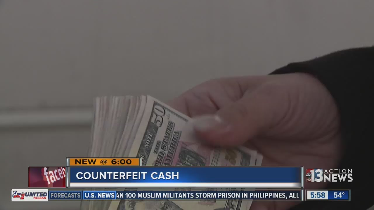 Woman receives counterfeit cash in Craigslist sale