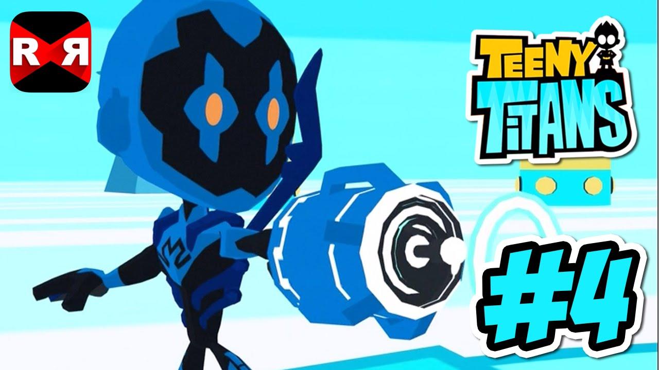 Teeny Titans – Intense Challenge Mode – iOS / Android Walkthrough
