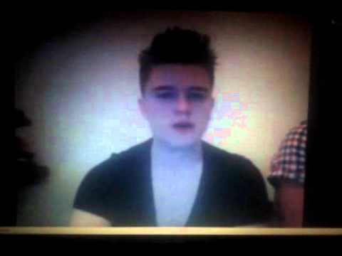 Twitcam - Josh Devine and Joey Cottle - 01.09.12