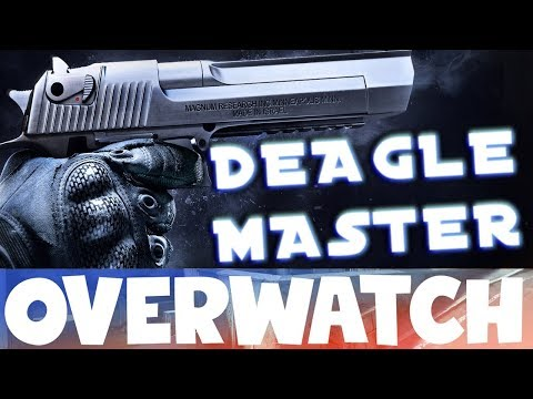 Amazing With DEAGLE! Sucks With Everything Else? CS:GO OVERWATCH