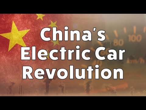 China's Electric Car Revolution