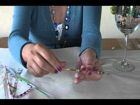How to:  Paper Bead Rollers Combo Kit by JaniceMae