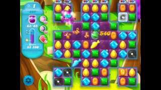 Candy Crush Soda Saga Level 605 NO BOOSTERS