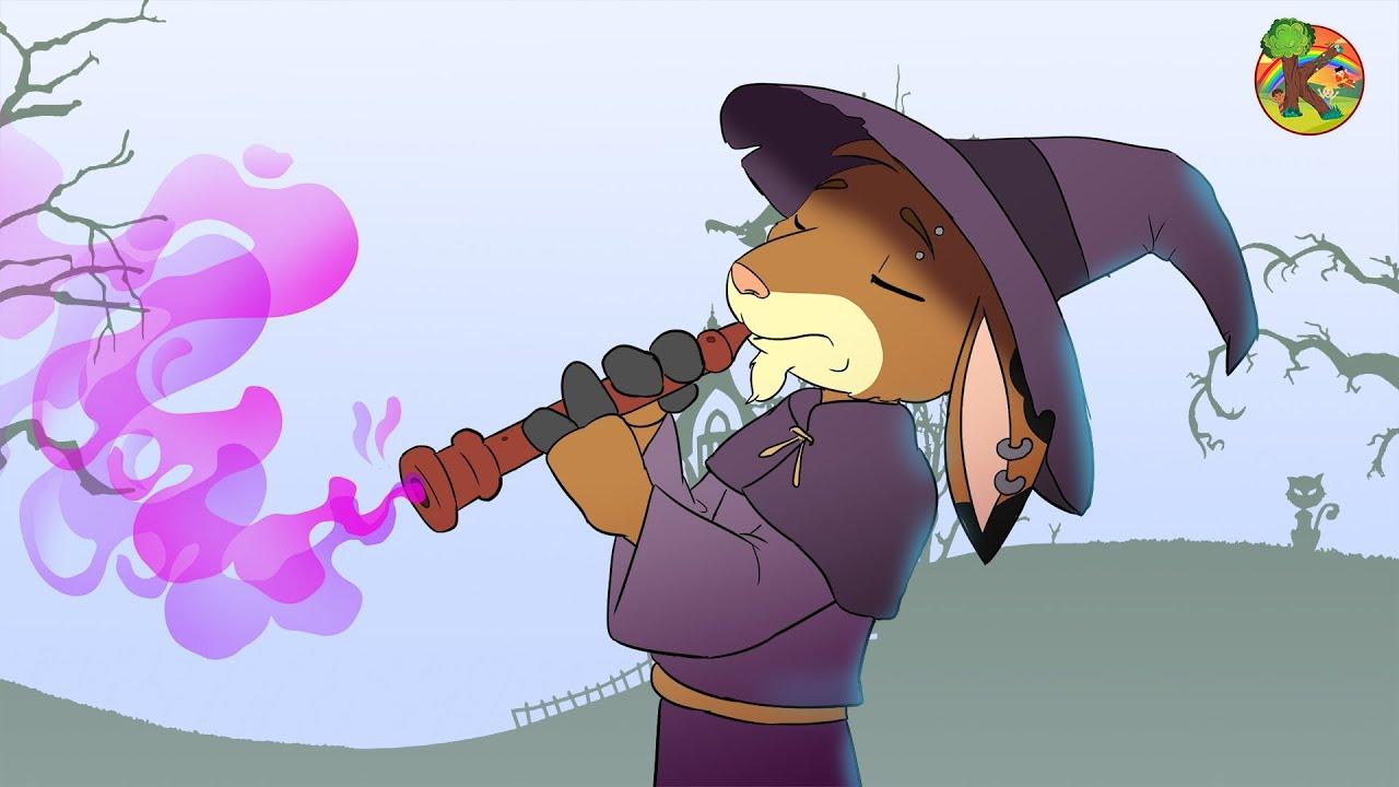 Волк и семеро козлят Козленок - музыкант Очаровывающая флейта | KONDOSAN Русский