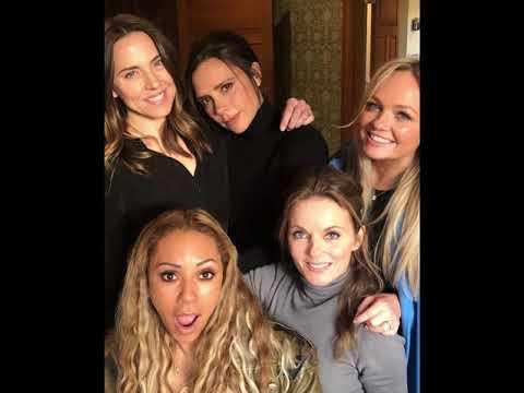Emma Bunton talks Spice Girls reunion on Heart Breakfast 05.02.2018