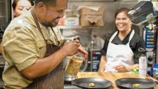 Top Chef Sheldon Simeon showcases culture in his cooking