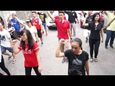 Coklat - Hari Merdeka (Flashmob)