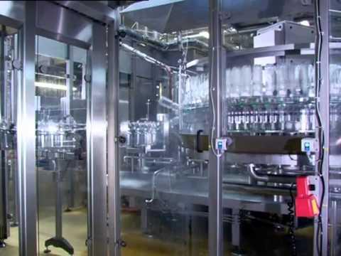 Mineralwasser Herstellung In Pet Youtube